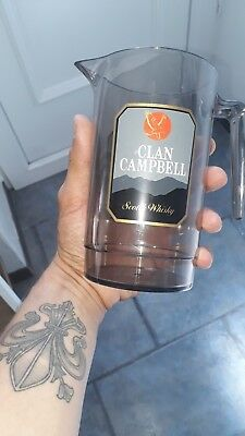 Carafe Whisky Clan Campbell
