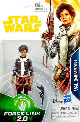 "Star Wars Actionfigur ""solo: A Star Wars Story"" Collection Val (Mimban) Hasbro"