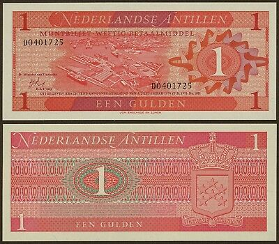 Netherlands Antilles Banknote Uncirculated