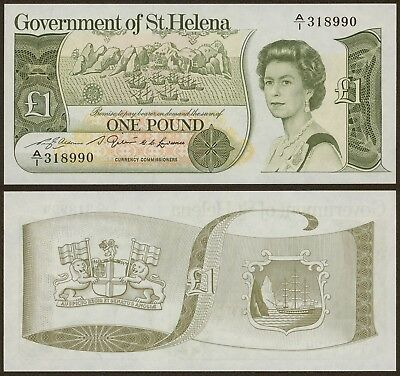 St Helena Banknote Uncirculated