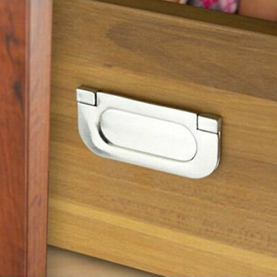 Furniture Handle Sliding Kitchen Cabinet Knobs Recessed Cabinet Pull Handles LD