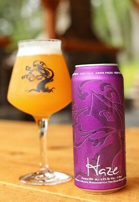 Tree House Brewing  Haze 6 Cans  Collectible IPA Treehouse