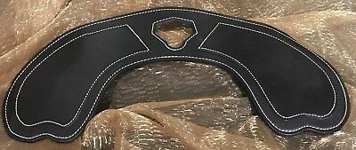 Indian Motorcycle Leather Heat Shield Captain Itch Scout Model 10% off ISC9
