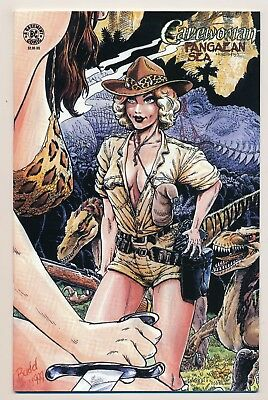 Cavewoman Pangaean Sea (2000) #1 NM