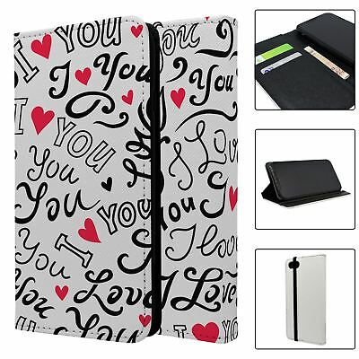 S384 Computers/tablets & Networking For Apple Ipad 9.7 Flip Case Cover Quotes Sayings