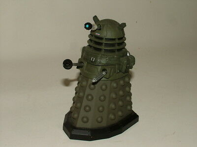 Doctor Who Action Figures Vintage Military Ironside Army War Dalek
