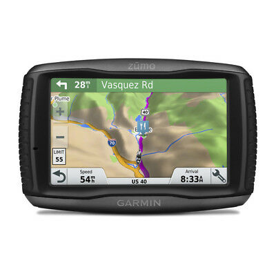 Garmin zumo 595LM Motorcycle GPS With Bluetooth Smart Notifications 010-01603-00