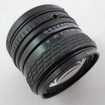 Sigma Super Wide II 1:28 f=24mm Lens Canon Bayonet Fitting