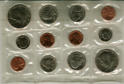 1982 Uncirculated Coin Set