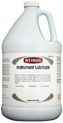 New Gallon Surgical Instrument Milk Lube Lubricant Solution