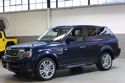 2011 Land Rover Range Rover Sport  2011 RANGE ROVER SPORT HSE LUXURY, LOADED, JUST SERVICED!!!
