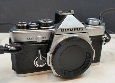 Olympus OM2 Vintage 35mm SLR Film Camera BODY