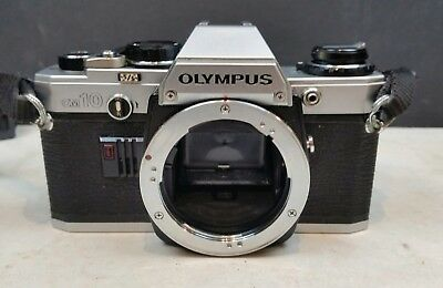 Olympus OM10 Vintage 35mm SLR Film Camera BODY