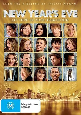New Year's Eve (DVD, 2012)  Brand new, Genuine & Sealed  - Free Postage D80