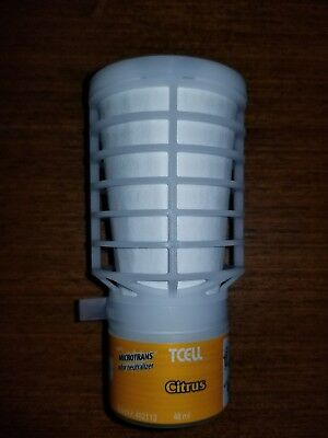 TCell Citrus Scent Air Freshener **BRAND NEW**  packof 6 cheapest on ebay