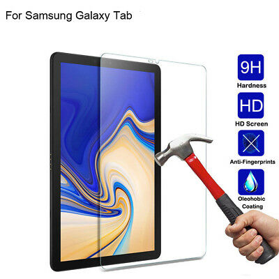 """For Samsung Galaxy Tab E 9.6"""" 9.7"""" 10.1"""" Tablet Tempered Glass Screen Protector"""