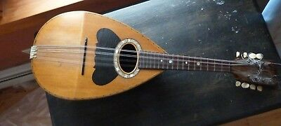 Antique George Washburn Mandolin