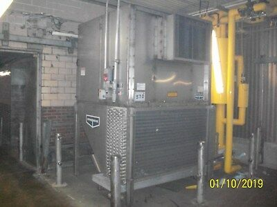 Evapco Cooling Unit Tower Model# TFCSC-20104-1013 Stainless Steel