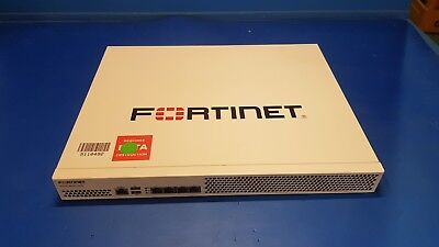 Fortinet FortiAnalyzer 200D - Network Monitoring In Box Free Express Shipping