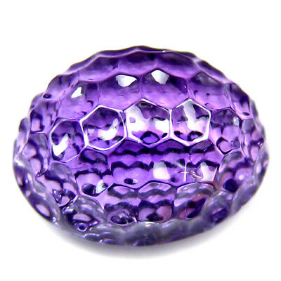 18.84Ct Huge Collection! Brilliant Fancy Cut Unheated Purple Amethyst Gemstone