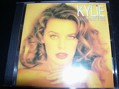 Kylie Minogue Greatest Hits Best Of 22 Track (Australia) CD – Like New