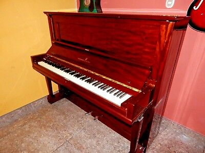 Gorgeous Steinway upright  grand piano.