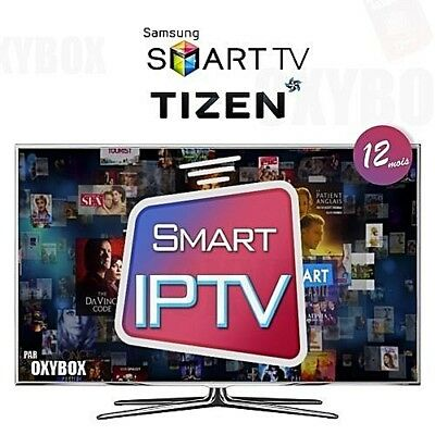 12 Mois D'abonnement Iptv Premium Best Quality M3U Mag Android Smart Support 7/7