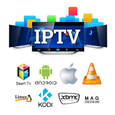 6 Mois D'abonnement Iptv Premium Best Quality M3U Mag Android Smart Support 7/7