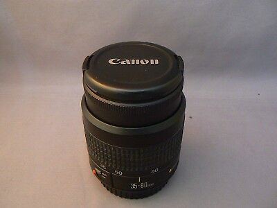 Canon EF 35-80mm f4-5.6 lens for EOS Digital Very Good condition