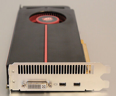 Genuine Apple ATI Radeon HD 5770 (MC742ZM/A) 1GB Graphics Card