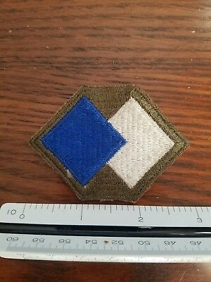 World War II WWII US Army 96th INFANTRY Division Patch 1940s near mint