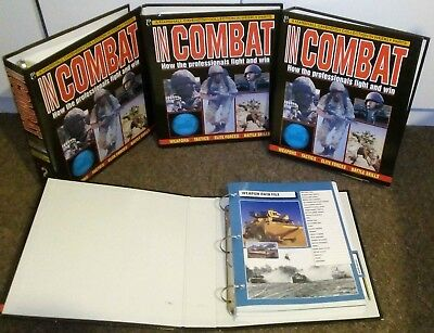 In Combat - 100 Issue Partwork Magazine - Complete Pdf Collection On Dvd