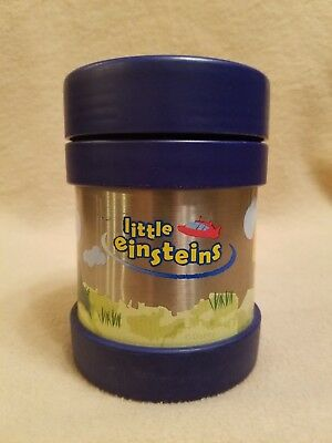 Little Einsteins Stainless Steel THERMOS Insulated Food Jar Container 10oz