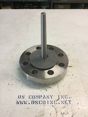 "Thermowell 2"" 900/1500 Flanged 1/2"" NPT 316L SS"