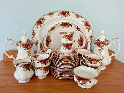 Royal Albert Old Country Roses Bone China England Your Choice Coffee/tea Set