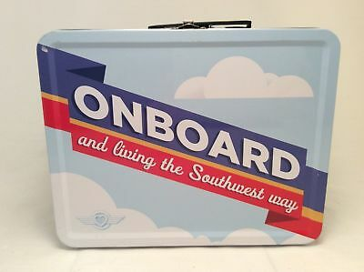 Southwest Airlines Lunch Box - Onboard Living the Southwest Way
