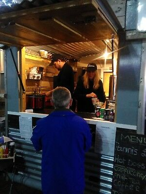 "Lovely Converted Mobile Horse Box Catering Unit For All ""EVENT HIRES"" Licensed"