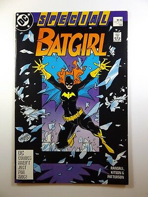 """Batgirl Special #1 Awesome NM- Condition!! """"The Last Batgirl Story!"""""""