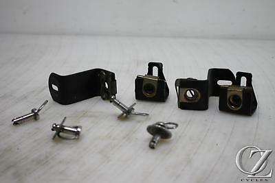 07 Harley FLHTCUI Electra Glide Ultra Classic Saddle Bad Quick Release Mount