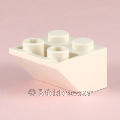 8x NEW LEGO Part No.. 3660 in White