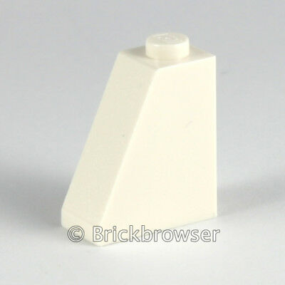 8x NEW LEGO Part No.. 60481 in White