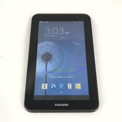 Samsung Galaxy Tab 2 GT-P3113 Android Tablet - 8GB, Wi-Fi, 7in - Gray