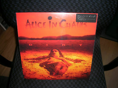 Alice In Chains **dirt **brand New 180 Gram Lp Vinyl!!