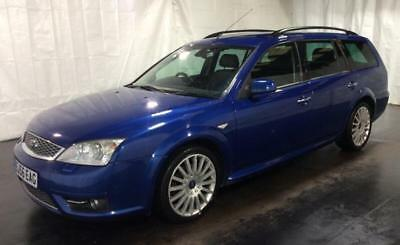 FORD MONDEO 2.2TDCi ST (155) ESTATE> FULL MOT..SATNAV..LEATHER..HISTORY..V G C
