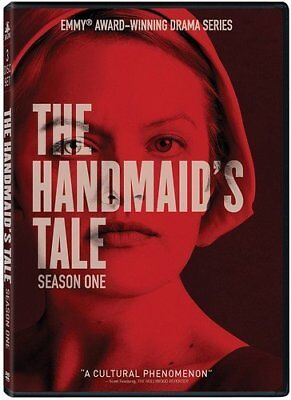 NEW!!! The Handmaids Tale: Season One (DVD, 2018, 3-Disc Set)