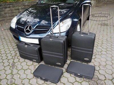 Original Roadsterbag Koffer-Set für Mercedes SLK R171 - 2. Wahl