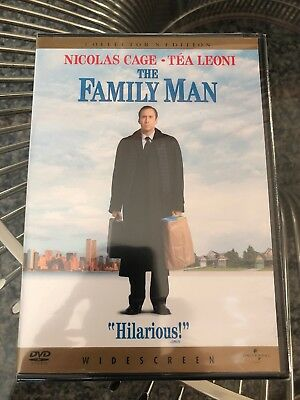 The Family Man (Widescreen Collectors Edition DVD) NEW SEALED FREE SHIPPING