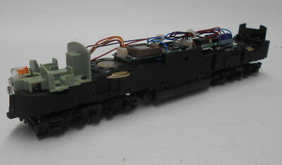 """Broadway Limited  """"e-8-A""""  Powered Drive """"dc / Dcc""""  With Sound  """"black Trucks"""""""