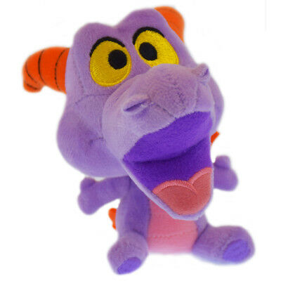 Disney Parks Figment Plush Magnet New With Tag Walt Disney World
