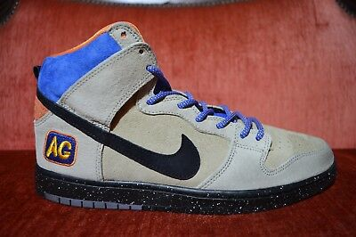 info for d13d6 f0f07 Mens Nike SB Dunk High Premium SB Acapulco Gold Size 10.5 Mowabb 313171 207